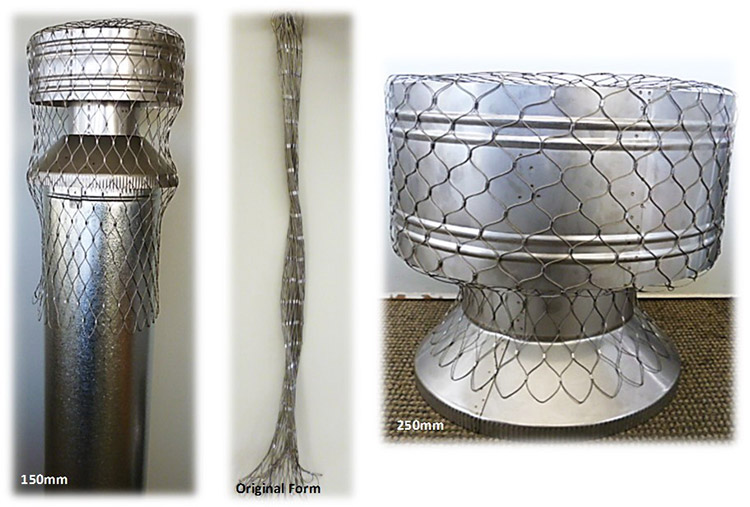 flue-mesh-guard